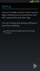Samsung I9505 Galaxy S IV LTE - Applications - Create an account - Step 23