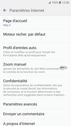 Samsung Galaxy S7 (G930) - Internet - Configuration manuelle - Étape 27