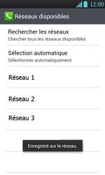 LG P700 Optimus L7 - Réseau - utilisation à l'étranger - Étape 12