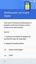 Sony Xperia XZ - Android Nougat - Primeros pasos - Activar el equipo - Paso 11