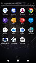 Sony Xperia XA2 - Messagerie vocale - configuration manuelle - Étape 4