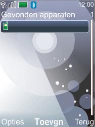 Nokia 7210 supernova - Bluetooth - Headset, carkit verbinding - Stap 8