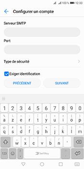 Huawei Y6 (2018) - E-mails - Ajouter ou modifier un compte e-mail - Étape 13