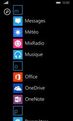 Microsoft Lumia 532 - SMS - Configuration manuelle - Étape 3