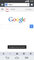 LG G2 mini LTE - Internet - Navigation sur internet - Étape 9