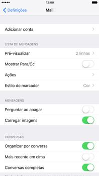 Apple iPhone 7 Plus - Email - Adicionar conta de email -  4