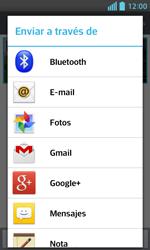 LG Optimus L5 II - Bluetooth - Transferir archivos a través de Bluetooth - Paso 8