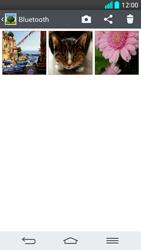 LG G2 - Photos, vidéos, musique - Envoyer une photo via Bluetooth - Étape 5