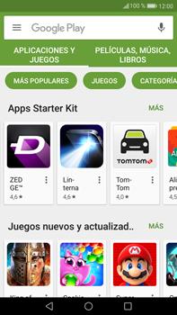 Huawei Mate 9 - Aplicaciones - Descargar aplicaciones - Paso 6