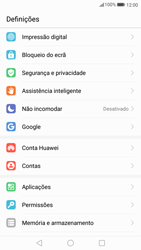 Huawei P10 - Segurança - Como ativar o código PIN do cartão de telemóvel -  3