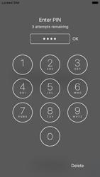 Apple iPhone 7 - Premiers pas - Créer un compte - Étape 5