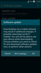 Samsung G850F Galaxy Alpha - Device - Software update - Step 8