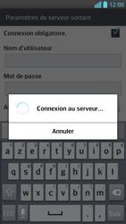 LG Optimus F6 - E-mails - Ajouter ou modifier un compte e-mail - Étape 14