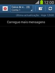 Samsung Galaxy Pocket Neo - Email - Configurar a conta de Email -  20