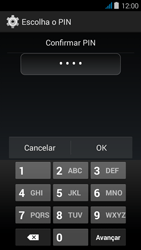 NOS NOVU - Segurança - Como ativar o código de bloqueio do ecrã -  10