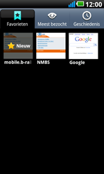 LG P990 Optimus 2X Speed - Internet - internetten - Stap 10