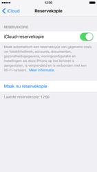 Apple iPhone 6 met iOS 9 (Model A1586) - Beveiliging en ouderlijk toezicht - iCloud synchroniseren - Stap 8