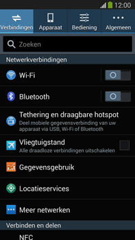 Samsung N9005 Galaxy Note III LTE - Bluetooth - Aanzetten - Stap 3