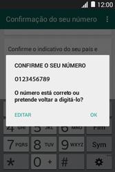 Samsung Galaxy Fame - Aplicações - Como configurar o WhatsApp -  7