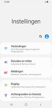 Samsung galaxy-s8-sm-g950f-android-pie - Buitenland - Bellen, sms en internet - Stap 4