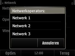 Nokia E6-00 - Netwerk - gebruik in het buitenland - Stap 12