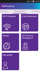 Samsung G901F Galaxy S5 4G+ - Applicaties - MyProximus - Stap 22