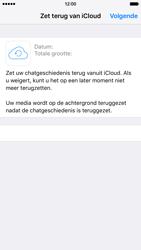 Apple iPhone 6 iOS 9 - WhatsApp - Herstel WhatsApp chats - Stap 12
