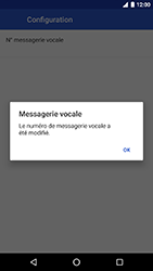 LG Nexus 5X - Android Oreo - Messagerie vocale - Configuration manuelle - Étape 11