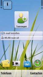 Nokia C5-03 - E-mail - e-mail instellen: POP3 - Stap 1