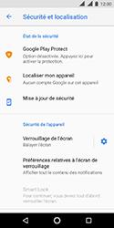 Nokia 3.1 - Sécuriser votre mobile - Activer le code de verrouillage - Étape 5