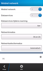 BlackBerry Z10 - Internet - Handmatig instellen - Stap 11