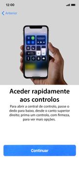 Apple iPhone XS - Primeiros passos - Como ligar o telemóvel pela primeira vez -  29