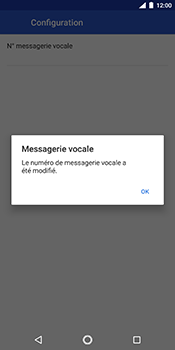 Nokia 7 Plus - Messagerie vocale - configuration manuelle - Étape 12