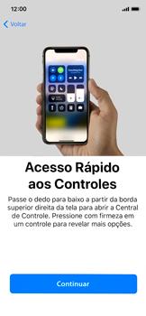 Apple iPhone iOS 12 - Primeiros passos - Como ativar seu aparelho - Etapa 31