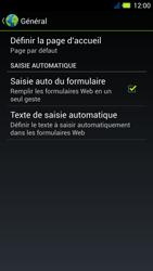Acer Liquid E3 - Internet - Configuration manuelle - Étape 23