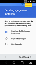 LG K4 (2017) (M160) - Applicaties - Account aanmaken - Stap 17
