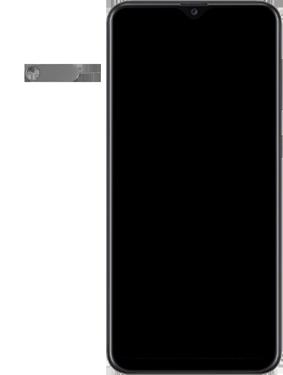 Samsung Galaxy A20 - Primeiros passos - Como inserir o chip da Nextel no seu celular - Etapa 2