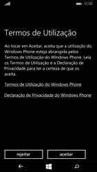 Microsoft Lumia 535 - Primeiros passos - Como ligar o telemóvel pela primeira vez -  7