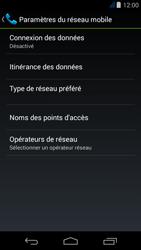 Acer Liquid Jade Z - Internet - Désactiver les données mobiles - Étape 8