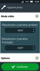 Doro 8031 - Photos, vidéos, musique - Créer une vidéo - Étape 9