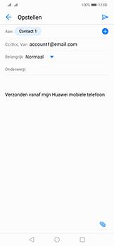 Huawei mate-20-lite-dual-sim-model-sne-lx1 - E-mail - Hoe te versturen - Stap 7