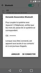 LG G5 - Bluetooth - connexion Bluetooth - Étape 9