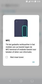 LG Q6 (LG M700n) - NFC - NFC activeren - Stap 5