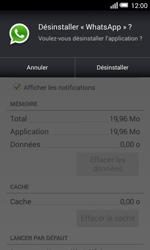Alcatel OT-5050X Pop S3 - Applications - Supprimer une application - Étape 7