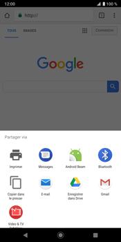 Sony Xperia XZ3 - Internet - navigation sur Internet - Étape 22