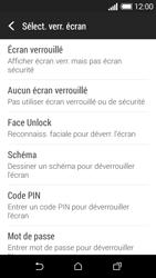HTC Desire 510 - Sécuriser votre mobile - Activer le code de verrouillage - Étape 6