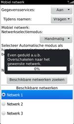 BlackBerry 9860 Torch - Bellen - in het buitenland - Stap 9