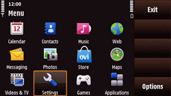 Nokia N97 Mini - Internet - Manual configuration - Step 3