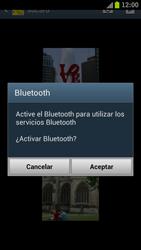 Samsung I9300 Galaxy S III - Bluetooth - Transferir archivos a través de Bluetooth - Paso 9