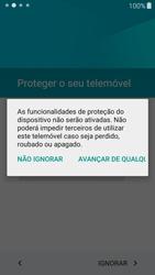 Samsung Galaxy J3 (2016) - Primeiros passos - Como ligar o telemóvel pela primeira vez -  10